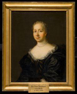 Sarah Swedberg (Nordic Museum, 1690-1700)