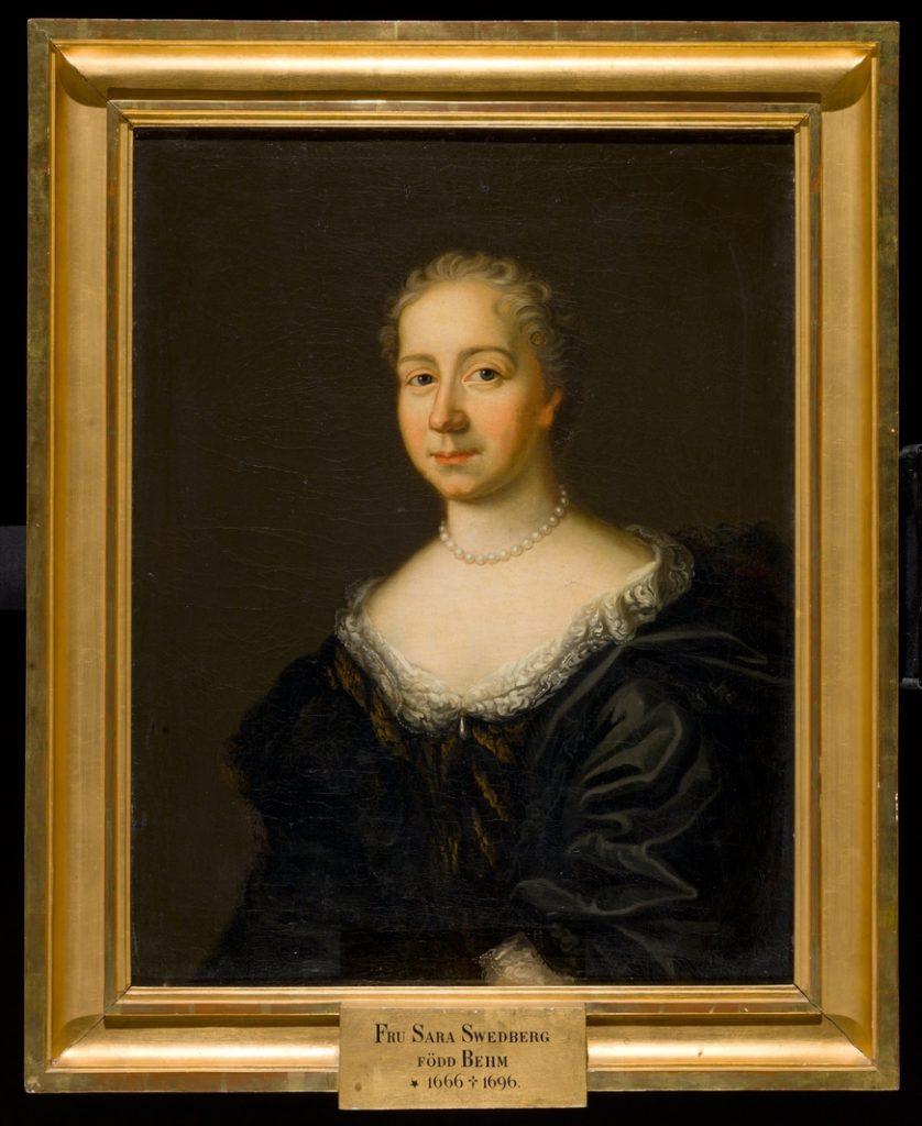 Oil Painting of Sarah Swedberg